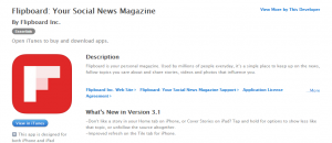 Flipboard Your Social News Magazine on the App Store on iTunes