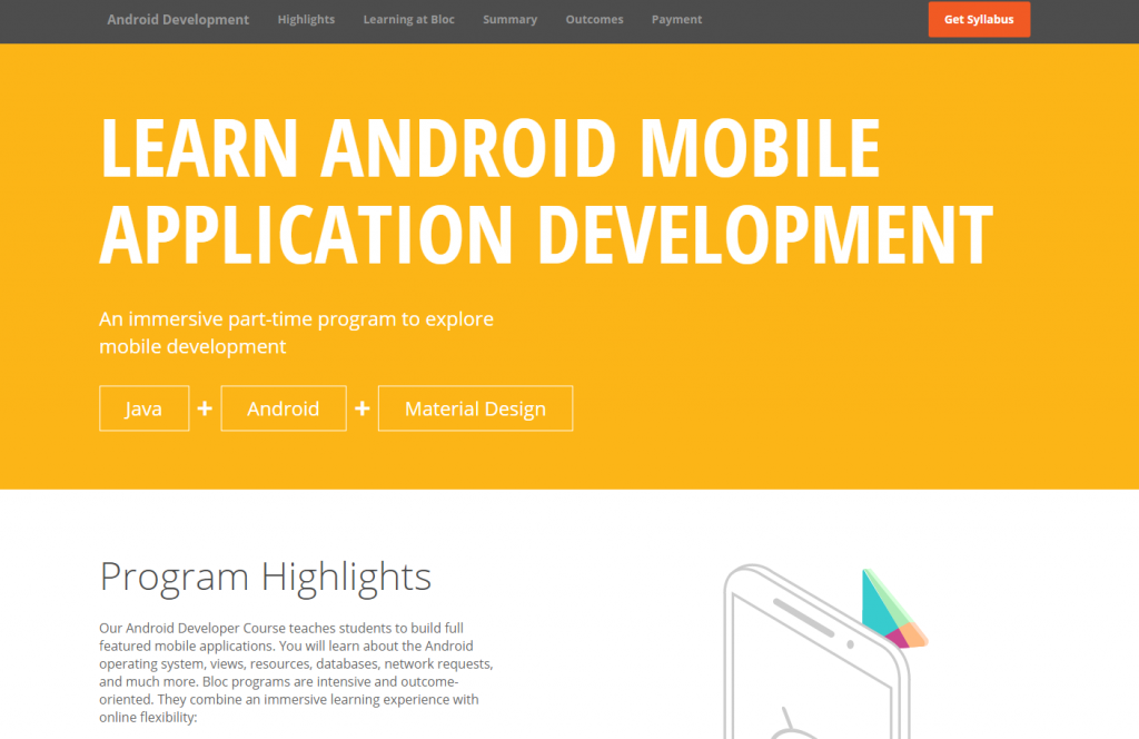 Bloc The World s Largest Online Android Bootcamp (1)