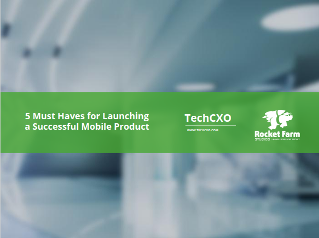 5 Must Haves for Launching a Successful Mobile Product (Presentation)